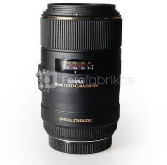 SIGMA 105mm F2.8 EX DG Macro OS HSM (Canon)