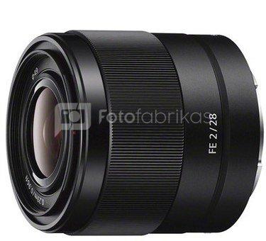 Objektyvas Sony FE 28mm F2