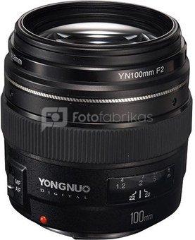 YongNuo YN 100mm F2 (for Canon)