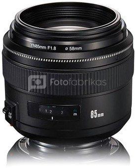 YongNuo YN 85mm F/1.8 (for Canon)