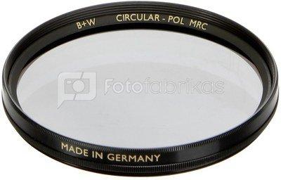 Filtras B&W Pol circular MRC 55 mm