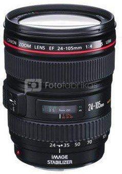 Objekyvas Canon EF 24-105mm f/4L IS USM (expo)