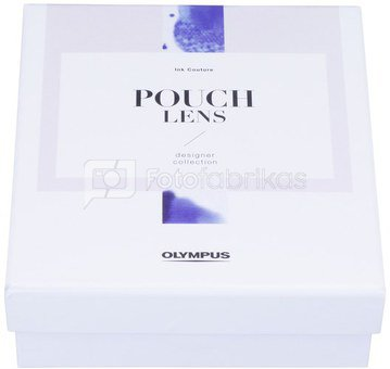 Olympus Lens Pouch ink couture