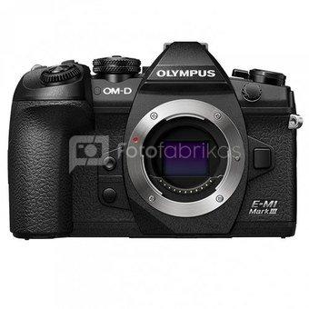 Olympus OM-D E-M1 mark III + ED 12-40mm f/2.8