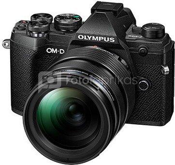 Olympus OM-D E-M5 Mark III + 12-40mm f/2.8 PRO