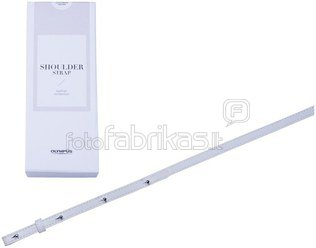 Olympus Shoulder Strap little white feather
