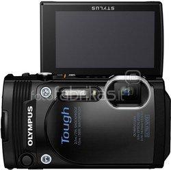 Olympus TG-860, Juodas