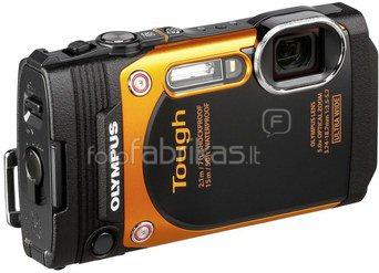 Olympus TG-860, Oranžinis