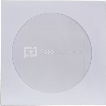 Omega CD envelope, with window