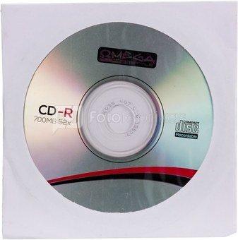Omega Freestyle CD-R 700MB 52x envelope