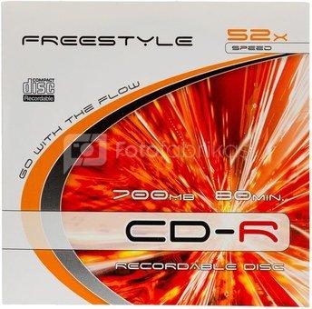 Omega Freestyle CD-R 700MB 52x Safe Pack