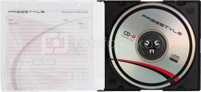 Omega Freestyle CD-R 700MB 52x slim