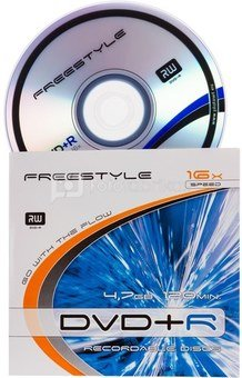 Omega Freestyle DVD+R 4.7GB 16x safepack
