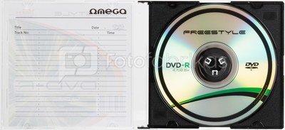 Omega Freestyle DVD-R 4.7GB 16x slim
