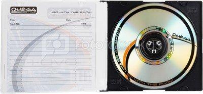 Omega Freestyle DVD+R 4.7GB 16x slim