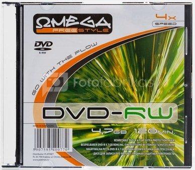 Omega Freestyle DVD-RW 4.7GB 4x slim