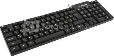 Omega keyboard OK-05 RUS (42664)