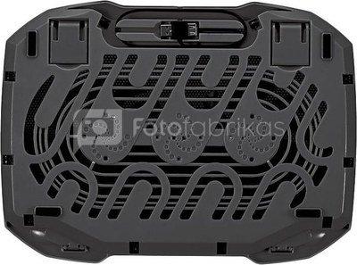 Omega laptop cooler pad (42152)