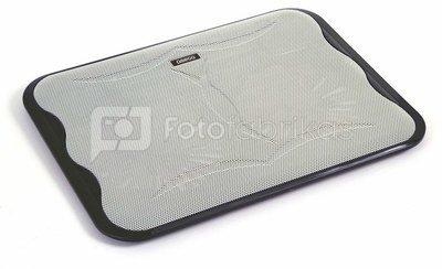 Omega laptop cooler pad Ice Cube, black
