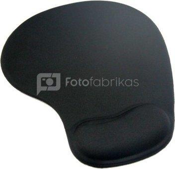Omega mouse pad OMPGB, black (42125)