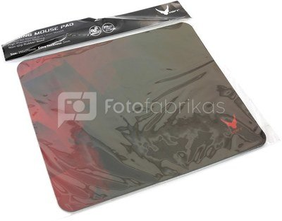 Omega mouse pad Varr M, red (OVMP2529R)