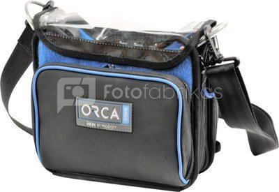 ORCA OR-270 SMALL AUDIO BAG XX-SMALL