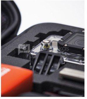 P.O.V. Dėklas GoPro kamerai ir priedams L dydis