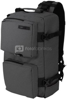 Pacsafe Camsafe Z14 Camera & Tablet Bag Charcoal