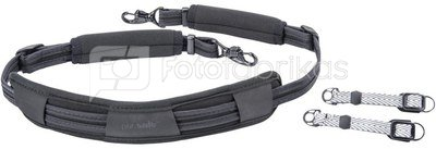 Pacsafe Carrysafe 100 GII Camera Slashguard Strap black