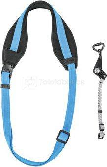 Pacsafe Carrysafe 150 GII Camera Sling Strap hawaiian blue