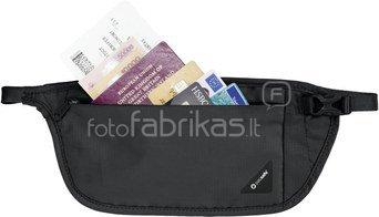 Pacsafe Coversafe V100 Waist Wallet black