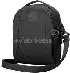 Pacsafe Metrosafe LS100 Cross Body Bag black