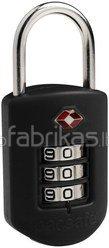 Pacsafe Prosafe 1000 TSA Combination Lock Black