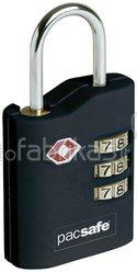 Pacsafe Prosafe 700 TSA Combination Padlock Black