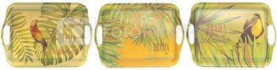 Padėklas Tropikai bambukinis 36x26x2 cm LC-153169 (3 spalvos)