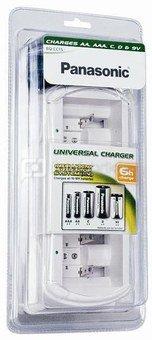 Panasonic battery charger BQ-CC15 universal