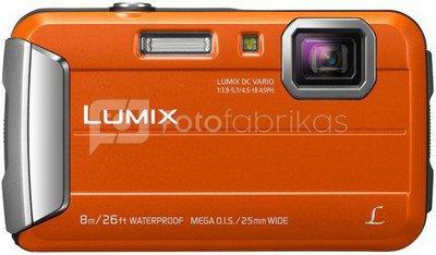 Panasonic DMC-FT30 (oranžinis)