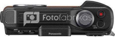 Panasonic Lumix DC-FT7 (Oranžinis)