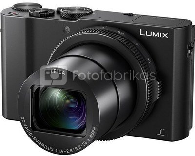 Panasonic Lumix LX15 (Demo)