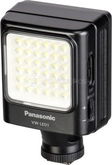 Panasonic VW-LED1E LED Video Light