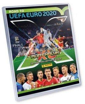 Panini football card album UEFA Euro 2020