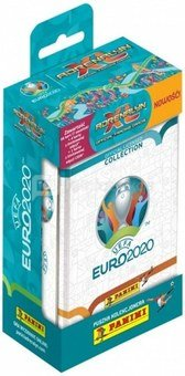 Panini football cards Euro 2020 Collector Box