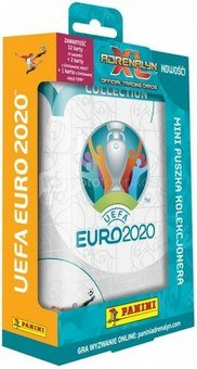 Panini football cards Euro 2020 Mini Can