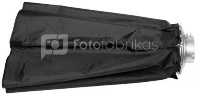 Paraplu Softbox Bowens 90x90 met Grid