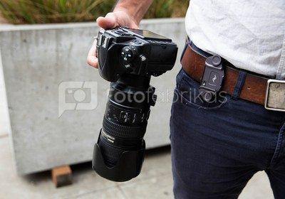 Peak Design camera clip Capture Clip V3, black