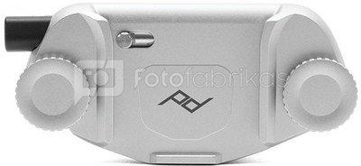 Peak Design camera clip Capture Clip V3, silver