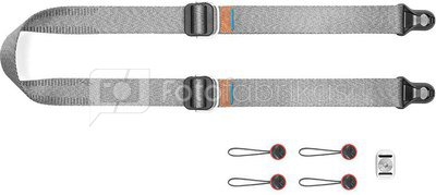 Peak Design camera strap Slide Lite, ash