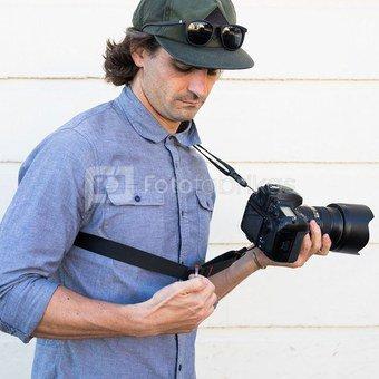 Peak Design camera strap Slide Lite, black