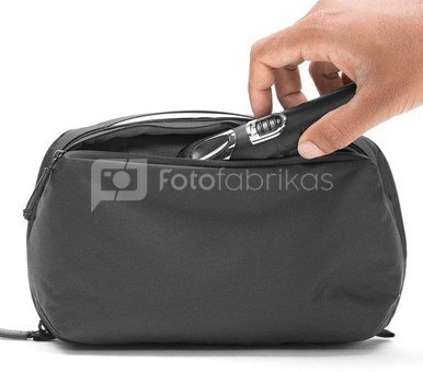 Peak Design Wash Bag, black