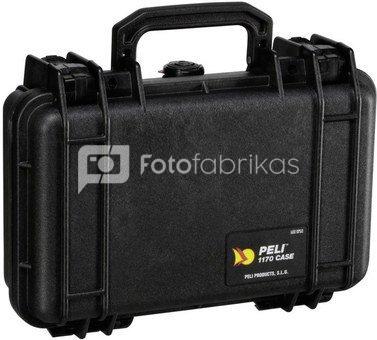 Peli Protector 1170 schwarz mit Schaumstoff